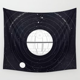 Phonetic Star Wall Tapestry