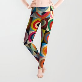 Caribbian Islands 2 Leggings