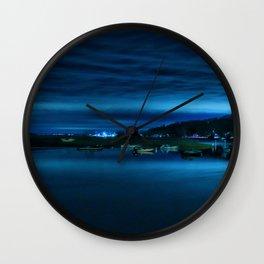 Cold Spring Harbor, NY Wall Clock