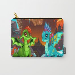 Baby Dragons Carry-All Pouch