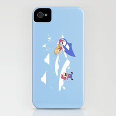 Mario's Adventure Time Slim Case iPhone (4, 4s)