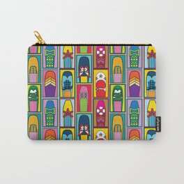 Vintage Shoe Collection Carry-All Pouch