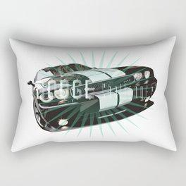 Dodge Challenger SRT Rectangular Pillow