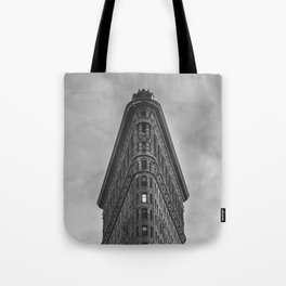 Flat Iron Building - New York Tote Bag