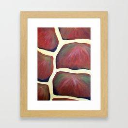 Tortoisical Framed Art Print