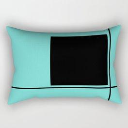 Attentive Square Rectangular Pillow