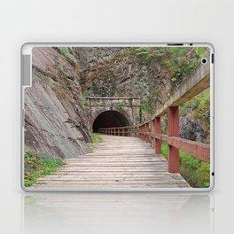 Paw Paw Tunnel Laptop & iPad Skin
