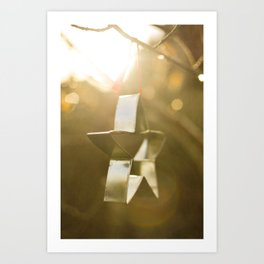 Star Shine Art Print