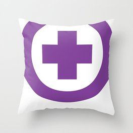 everyone counts Throw Pillow