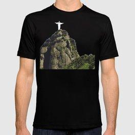Christ the redeemer Rio De Janeiro Brazil T-shirt