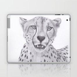 Cheetah Drawing Laptop & iPad Skin
