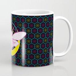 Geometric Cicada Coffee Mug