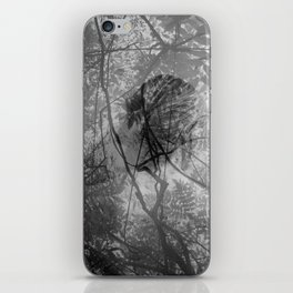 Clothed in Nature iPhone Skin
