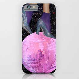 Dancing in the Moonlight iPhone Case