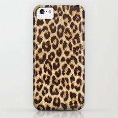 ReAL LeOparD Slim Case iPhone 5c