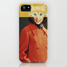 Cature, Part II iPhone (5, 5s) Slim Case