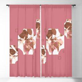 Leaves & Deco #society6 #decor #buyart Blackout Curtain