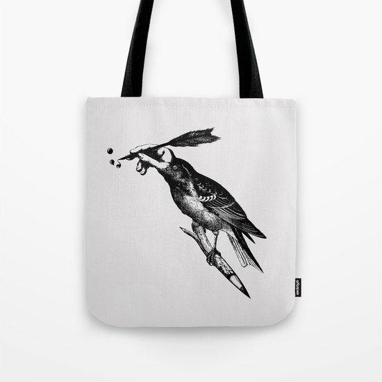 The Experimetal Artist Tote Bag