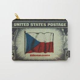 Flag of Czechoslovakia Carry-All Pouch