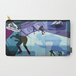 Speed Skating Carry-All Pouch