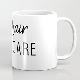 mom hair Coffee Mug