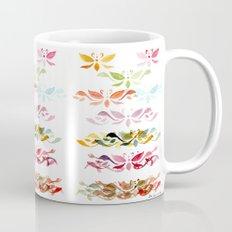 Butterfly arabesque Mug