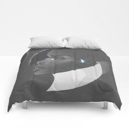 Gazing Upon Infinite Comforters