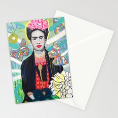 Frida Kahló Stationery Cards