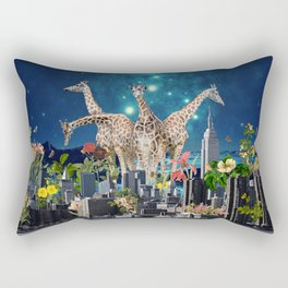 TOMORROWLAND Rectangular Pillow