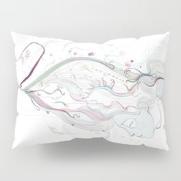 be flower Pillow Sham