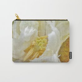 A Heart of Gold Carry-All Pouch