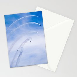 Bank to the Right Stationery Cards