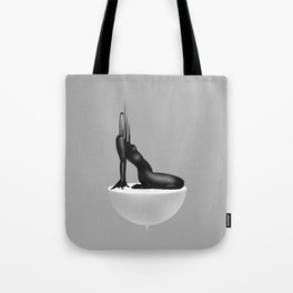 It is Only the Sacred Things that are Worth Touching Tote Bag