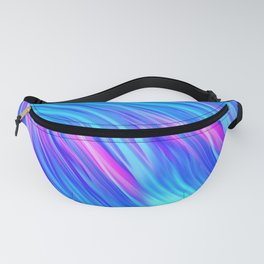 Waterfall,  abstract Fanny Pack