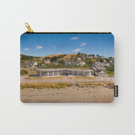 Seafront Cafe Carry-All Pouch