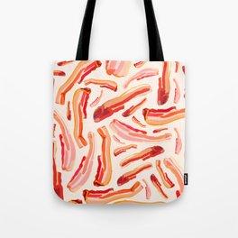 Panceta hardcore Tote Bag