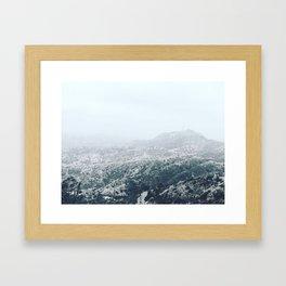 Morning Air Framed Art Print