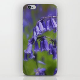 Bluebell Arch iPhone Skin