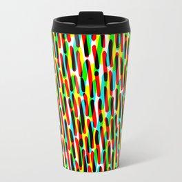 Colour Dashes 121216 Travel Mug