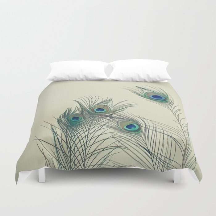 All Eyes Are on You Duvet Cover