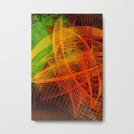 String Theory 02 Metal Print