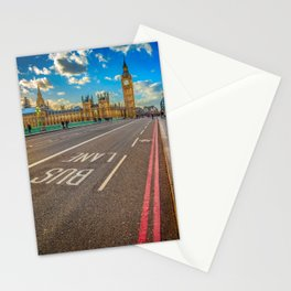 Big Ben Westminster Stationery Cards