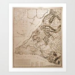 New-York1775 Art Print