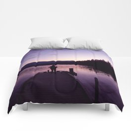 Getting Back With YOU Comforters