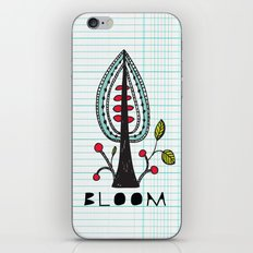 Bloom iPhone & iPod Skin
