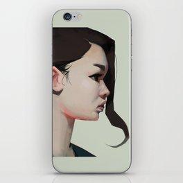 Bun iPhone Skin