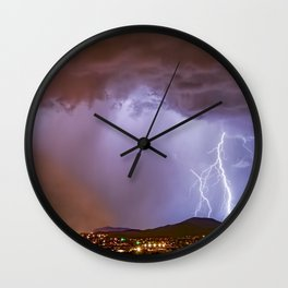 Monsoon Full Package Deal Wall Clock