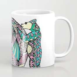Momma Bear and Cubs Coffee Mug