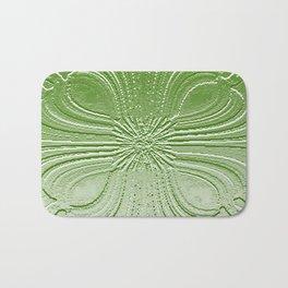 Emerald Bas Relief Bath Mat