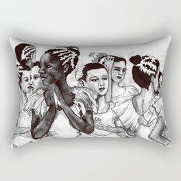 The Black Swan Rectangular Pillow